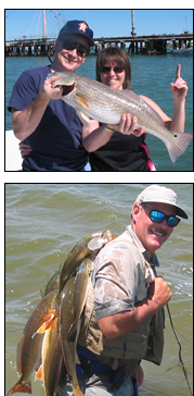 Corpus christi fishing guides charters trips for Fishing trips corpus christi
